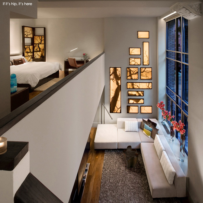 Extreme Wow Makeover Suites At The Lexington W Hotel