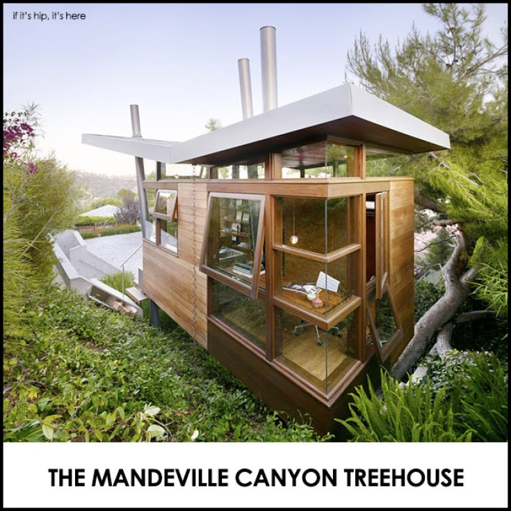 Mandeville Canyon Treehouse
