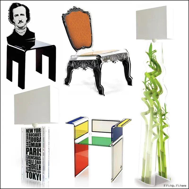 Acrila furniture
