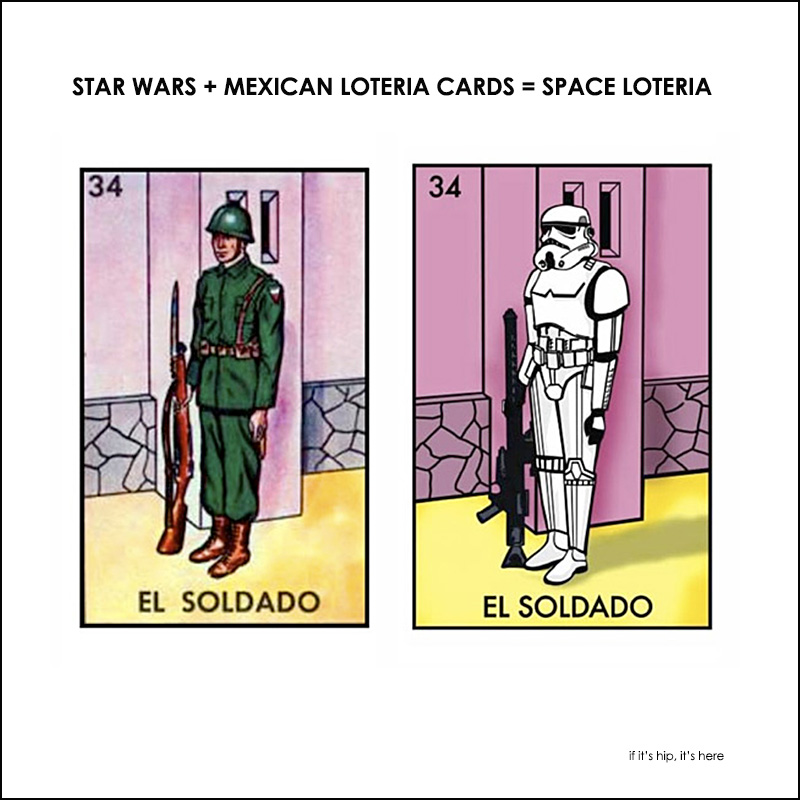 image relating to Free Printable Mexican Loteria Cards identified as Room Loteria (Star Wars Mexican Bingo) Through Chepo Pena Is Previously