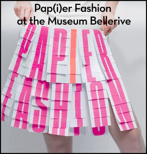 Read more about the article Pap(i)er Fashion At The Museum Bellerive