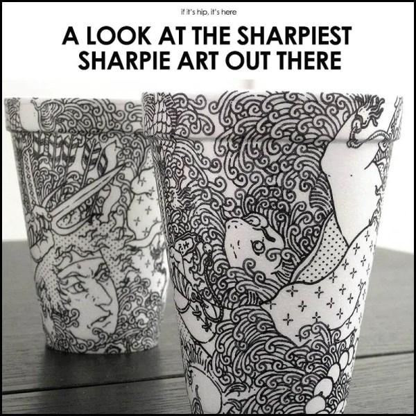 Of Sharpest Sharpie Art 've