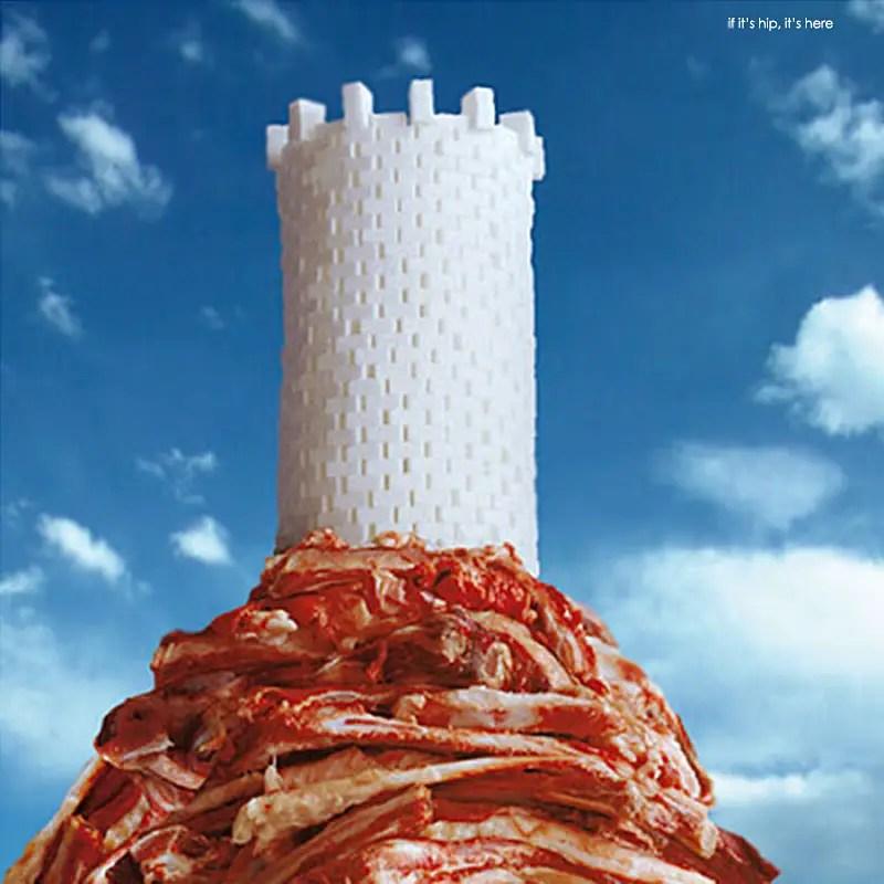 Sugar Buildings by Lionel Scoccimaro