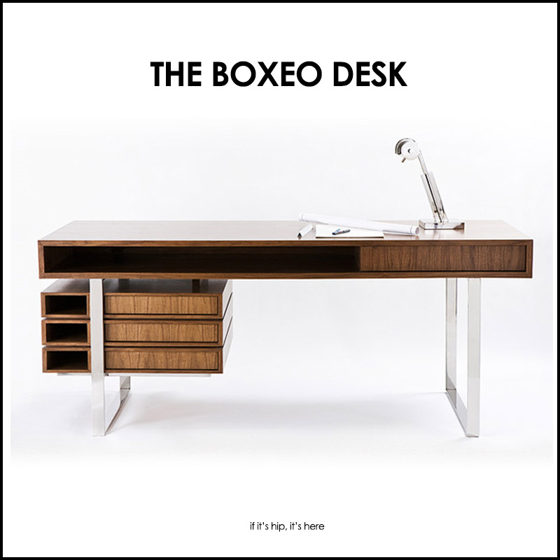 Cliff Young Boxeo Desk