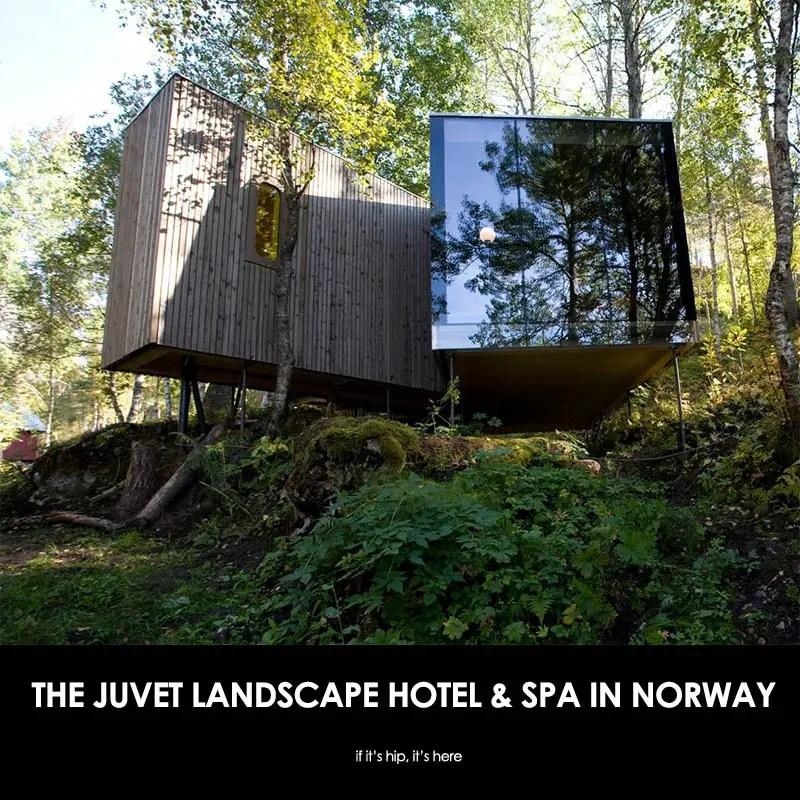 The Juvet Landscape Hotel