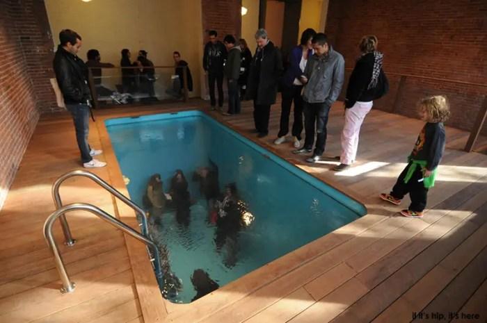 fake pool 17 IIHIH