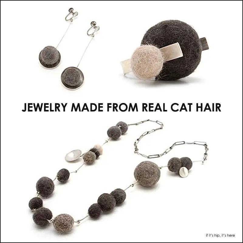 Hairball Jewelry