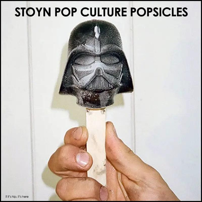 Stoyn Pop Culture Popsicles