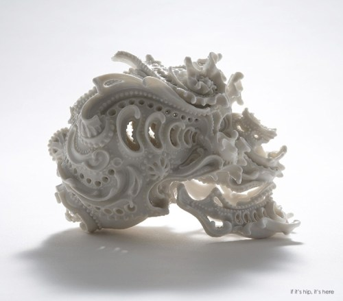 Read more about the article Ornate Porcelain Skulls by Katsuyo Aoki, The Predictive Dream Series.