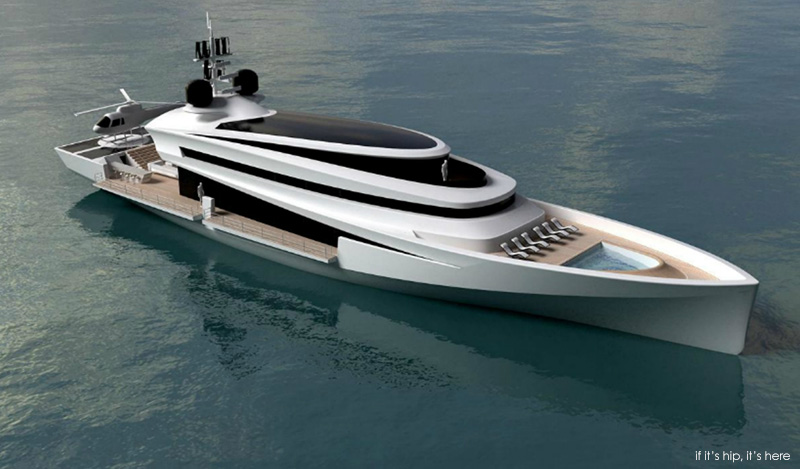 The Paradigm 180 Yacht