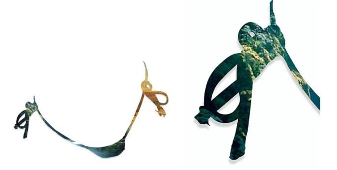 Jeff Koons, Bikini (Desert), 2001-2011