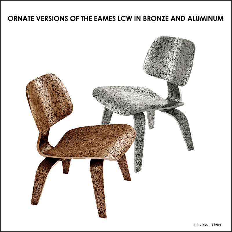ethnos eames chairs