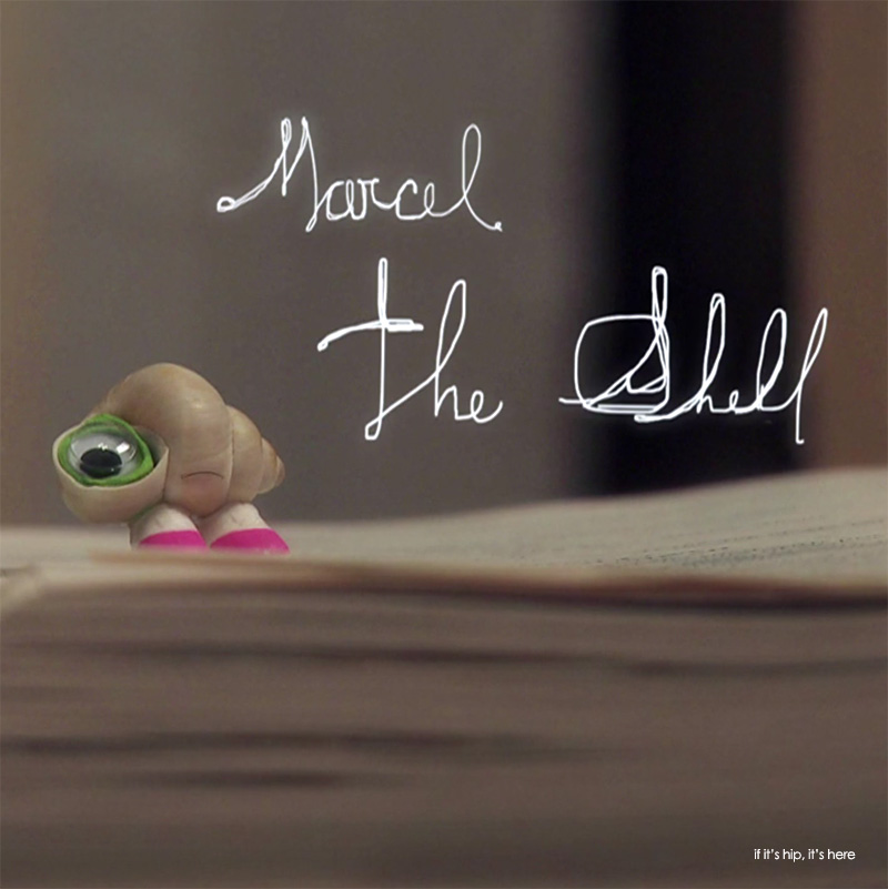 Marcel the Shell Sequel
