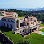 The Cielo de Bonaire. Just A Little $70 Million Hilltop Villa in Mallorca For Sale.