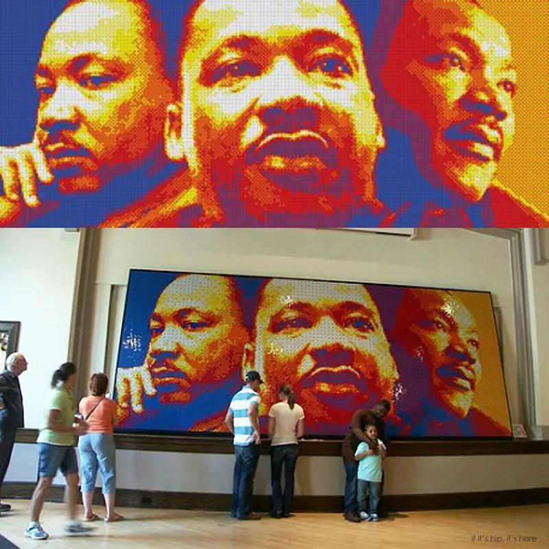 Martin Luther King Jr. Mosaic
