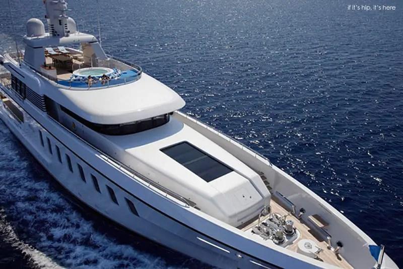 Feadship Helix yacht