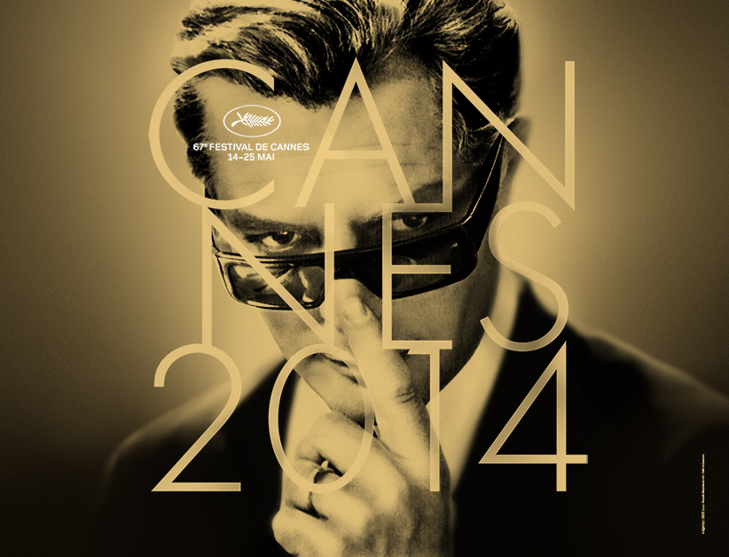 2014 Cannes poster