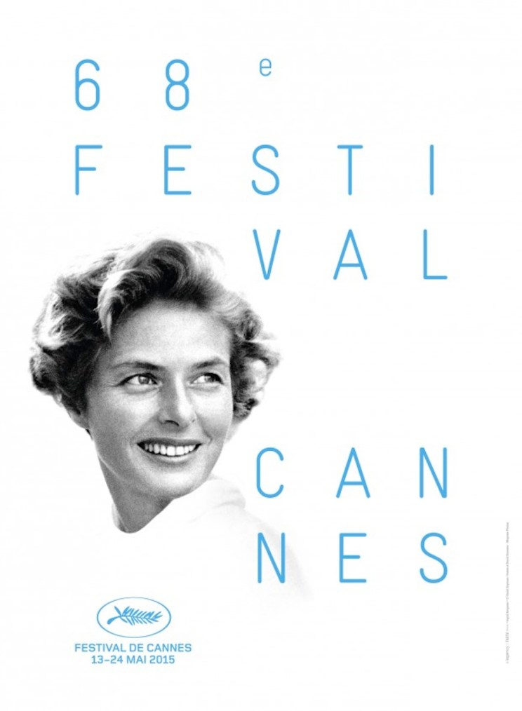 68th Cannes Film Festival Poster