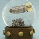 Steampunk Snow Globes By Camryn Forrest. One Of A Kind Shakeable Art.