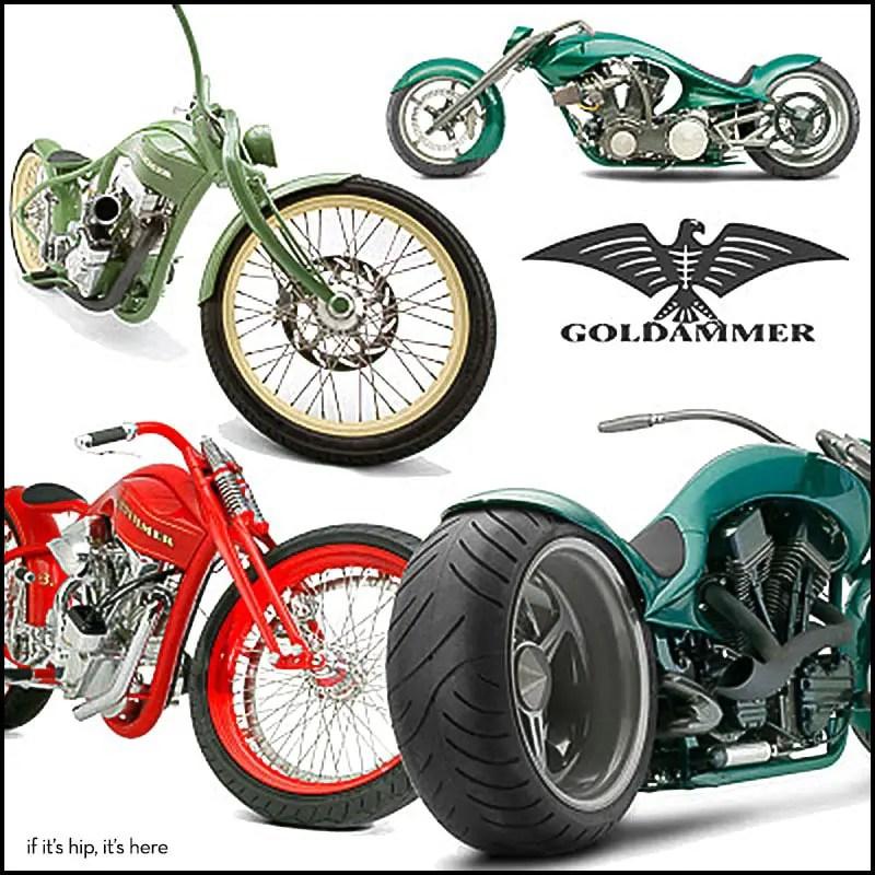 Roger Goldammer Custom Motorcycles