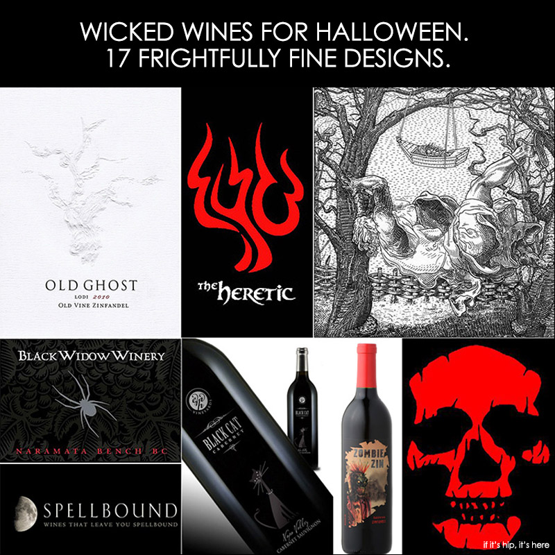Halloween Wines