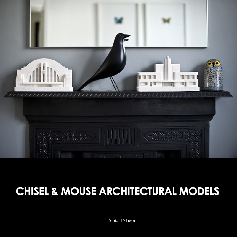 chisel & mouse architectural models
