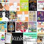 The Coolest Coloring Books For Grown-Ups Part III – 25 New Adult Coloring Books.