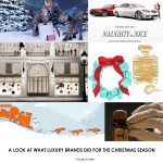 What The Top Luxury Brands Did (Or Didn't Do) To Wish Customers A Happy Holiday.