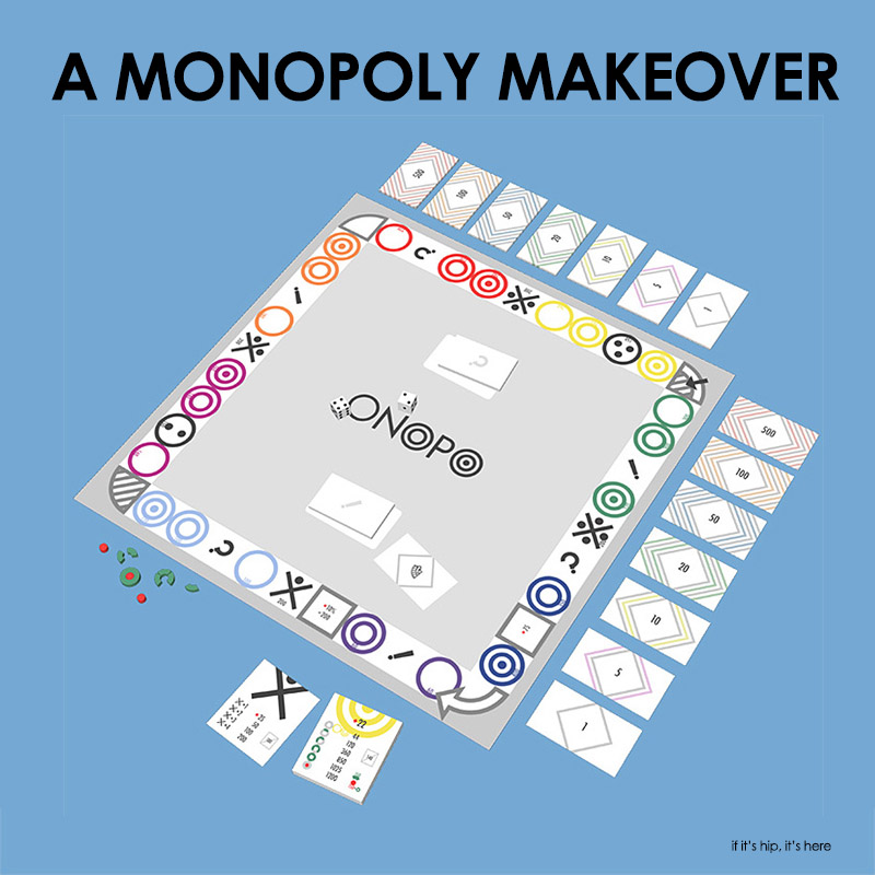 Monopoly makeover