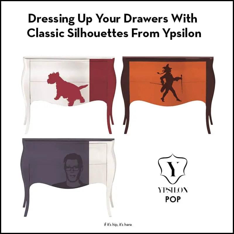 Ypsilon Custom dressers