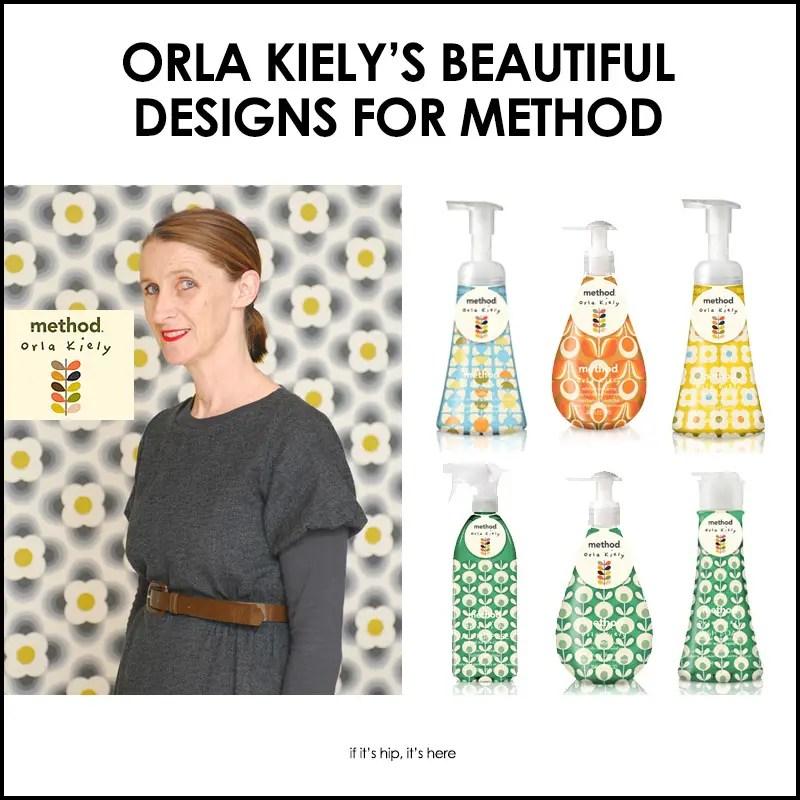orla kiely for method