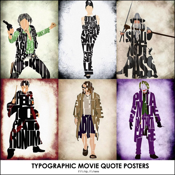 typographic-movie-quote-posters
