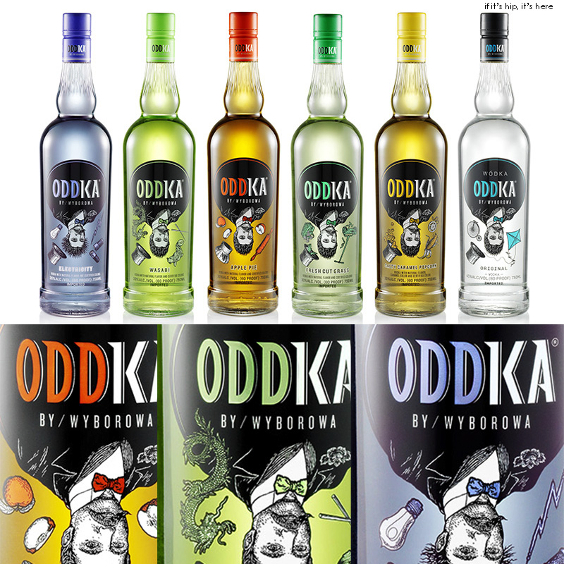 oddka vodka hero IIHIH