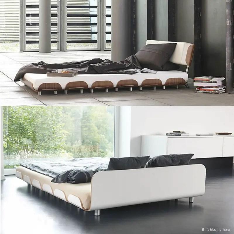 Tiefschlaf Modern Bed from STADTNOMADEN