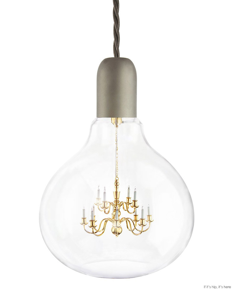Regal Whimsy: The King Edison Pendant Lamp By Young U0026 Battaglia Ideas