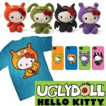 Hello Ugly! Hello Kitty X Uglydoll Make Their Debut At SDCC. The Items and Prices.
