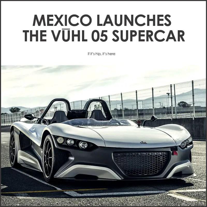 Vuhl 05 supercar