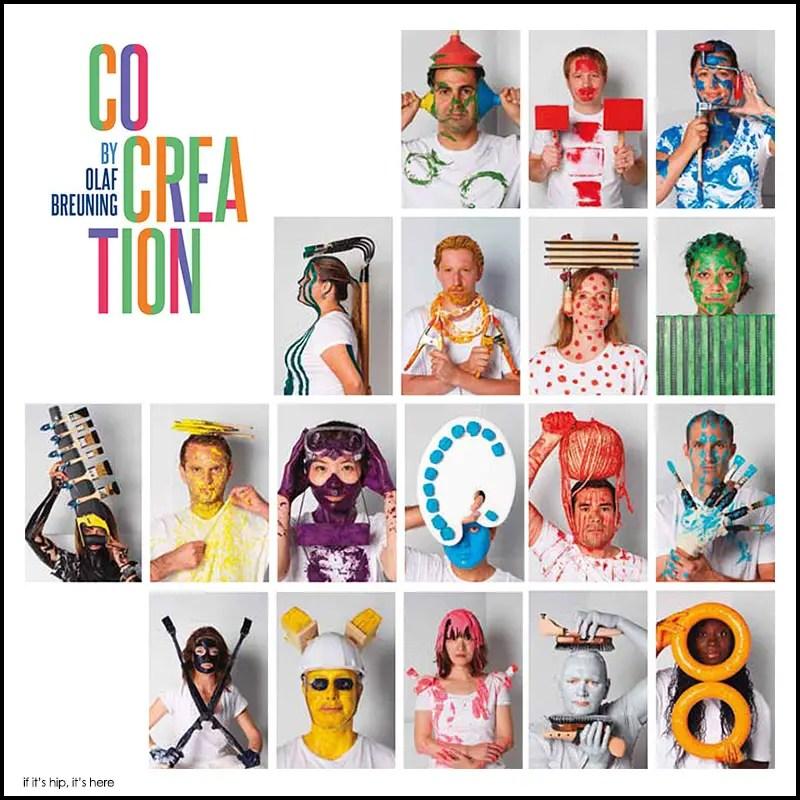 Co-creation by Olaf Breuning