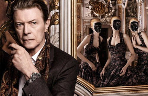 Read more about the article UPDATED: New Louis Vuitton Ad Campaign Starring David Bowie – The Film (2 versions), The Print, Storyboards And The App.