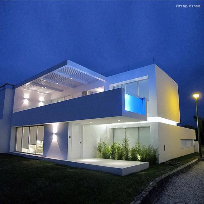 Casa Playa Blanca by Ecke Architects