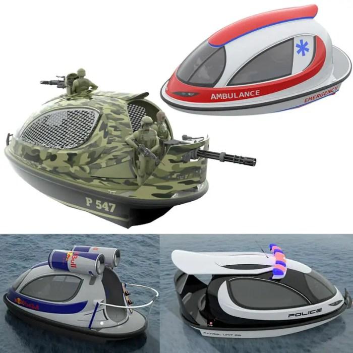 jet capsule italy