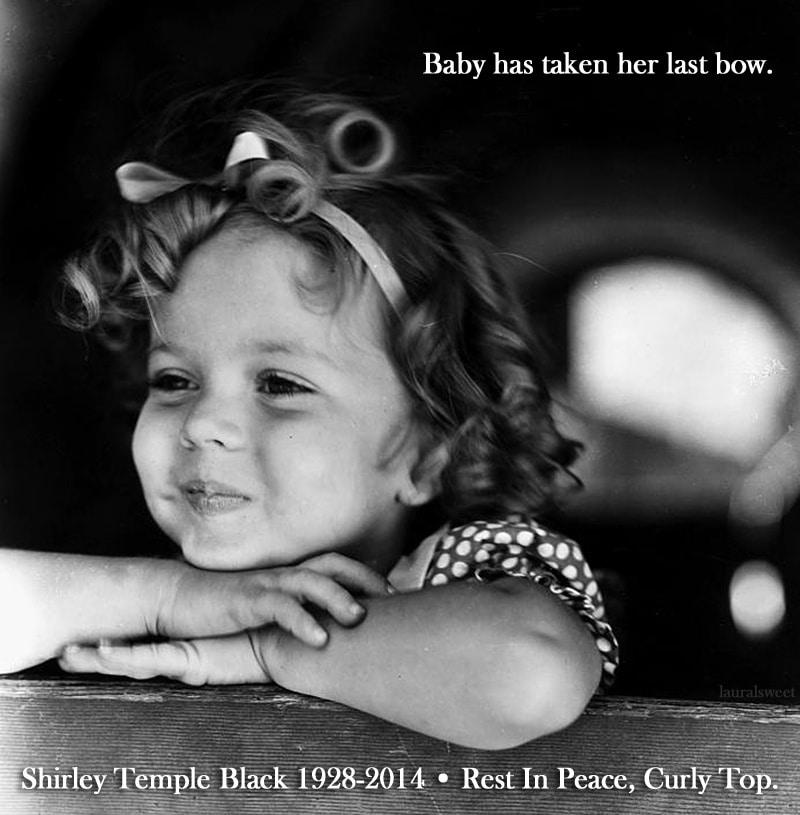 Shirley Temple's Life in Pictures