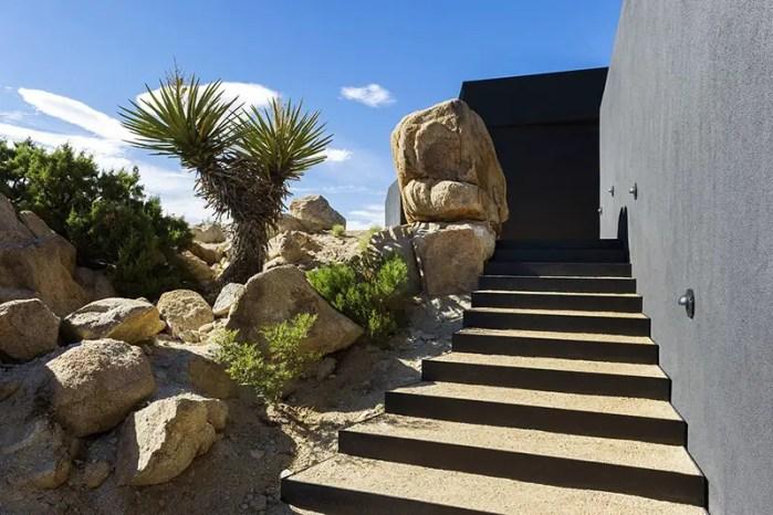modern desert homes