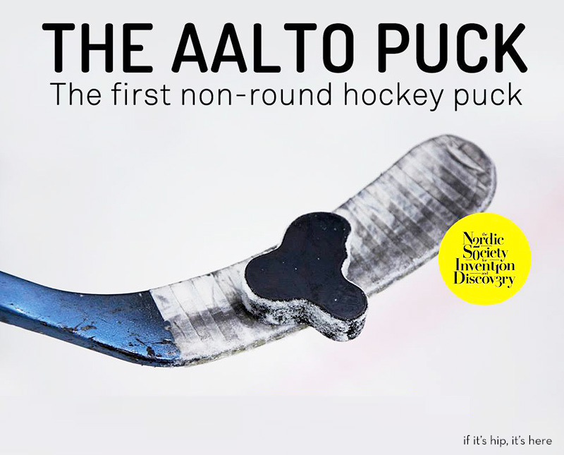 Aalto Hockey Puck