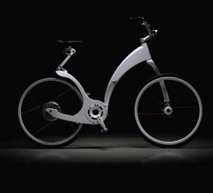 the electric folding Gi Flybike