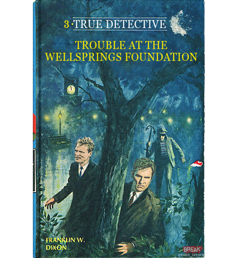 true detective a la hardy boys by todd spence3
