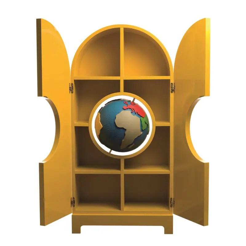 Globe Storage Cabinet by Studio Job