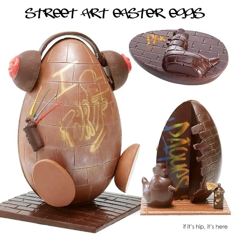 Urban Easter Eggs Hero IIHIH
