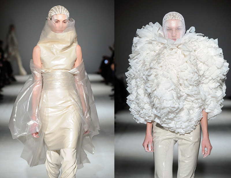 Few Do Weird Wonderful And Wearable Like Gareth Pugh His Complete 2014 Fall Winter Collection