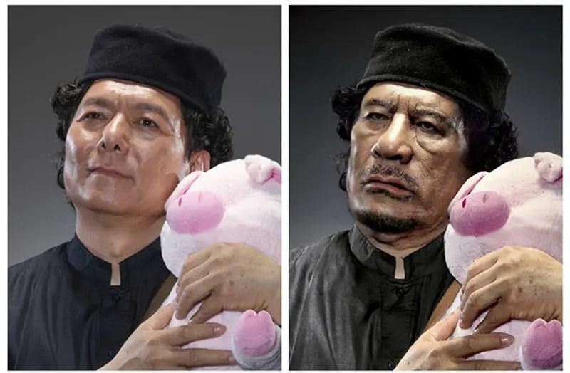 making khadafi IIHIH